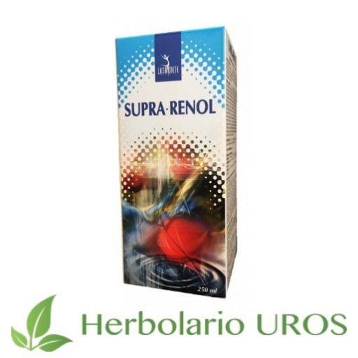 Supra-Renol - una ayuda en caso de cálculos renales