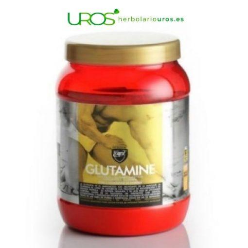 Glutamina en polvo: Beneficios para tus musculos y memoria Glutamina pura en polvo en envase grande de 500 gramos Todas las propiedades y beneficios de la L-Glutamina como complemento natural