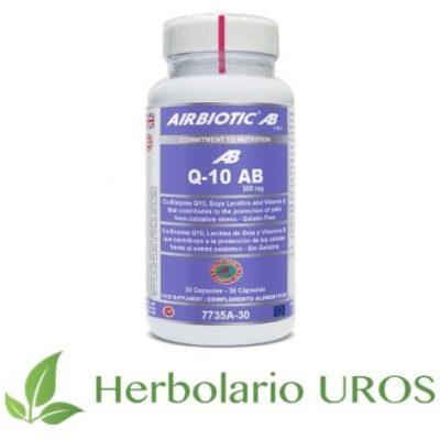 Q10 AB COMPLEX 300 mg AIRBIOTIC