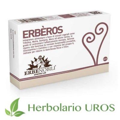 Erberos de Erbenobili - suplemento espagírico para tu energía