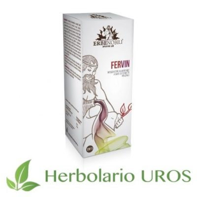 Fervin Erbenobili - remedio espagírico que aporta hierro