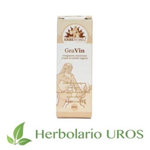 GeaVin de Erbenobili - con función depurativa y desintoxicante