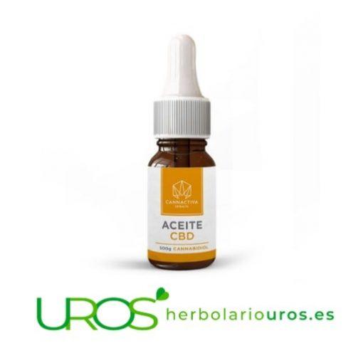 Aceite de CBD - aceite puro de cáñamo natural puro Beneficios y propiedades de aceite puro de cáñamo: Un 5 % de CBD puro Un relajante natural, una ayuda para el insomnio y los dolores (articulares). Este aceite puro de Cannabis sativa es un producto natural fabricado en España