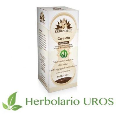 Alcachofa Erbenobili - remedio espagírico para los riñones e higado - un remedio desintoxicante natural
