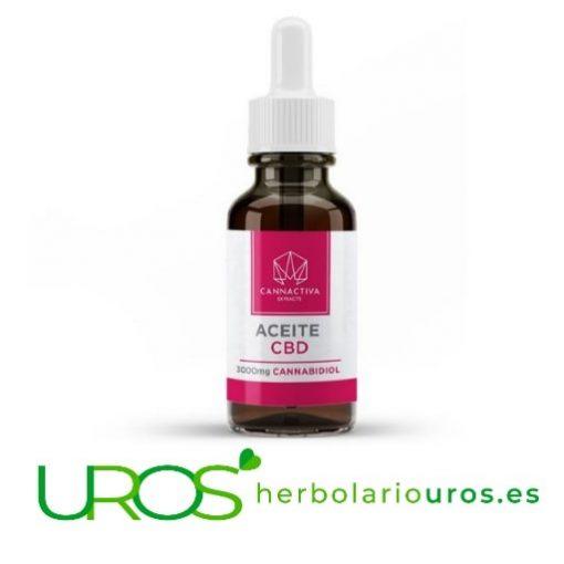 Aceite de CBD - CBD en aceite puro de cáñamo natural puro Beneficios y propiedades de aceite puro de cáñamo: 10 % de CBD puro Un relajante natural, una ayuda para el insomnio y los dolores (articulares). Este aceite puro de Cannabis sativa es un producto natural fabricado en España