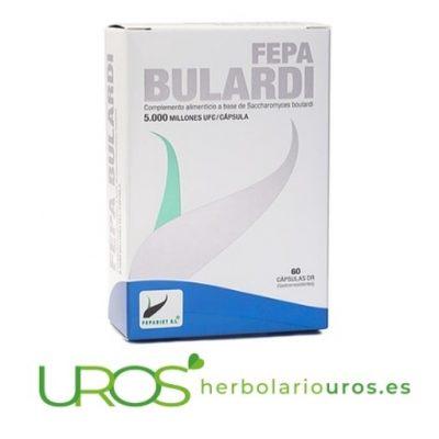 Fepa-Bulardi - Fepa Bulardi - probióticos en dosis altas para tu digestión