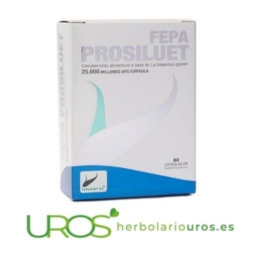 Fepa Prosiluet - probiotico natural para adelgazar - Fepa-Prosiluet