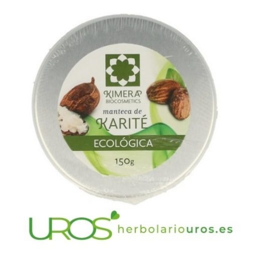 Manteca de karite pura ecológica y en oferta - cuida tu piel naturalmente