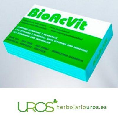 BIOACVIT - BioAcVit BIOACVIT - BioAcVit - estimulante sexual Una ayuda efectiva para una mejor vida sexual - Bioacvit