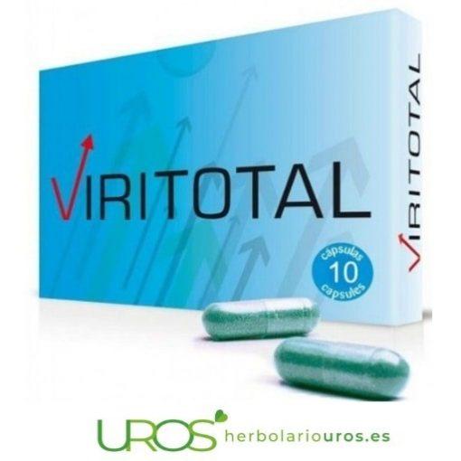 Viritotal - estimulante sexual para una mejor vida íntima Potenciador sexual masculino Viritotal