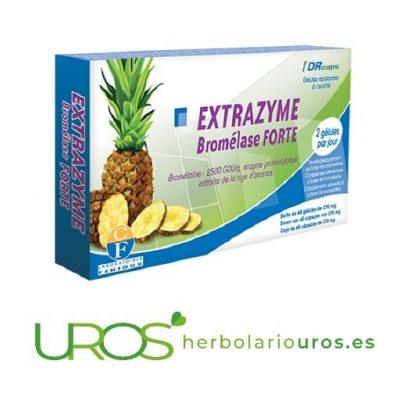 Extrazyme de Fenioux - complejo enzimático natural Extrazyme de laboratorios naturales Fenioux Un complejo enzimático natural para tu digestión