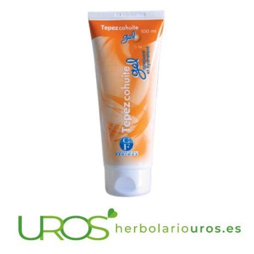 Tepezcohuite en gel - hidratante natural para tu piel Gel reparador para tu piel de laboratorios Fenioiux con Tepezcohuite Tepezcohuite y sus propiedades reparadoras para tu piel - para usar diariamente y mejorar tu piel naturalmente