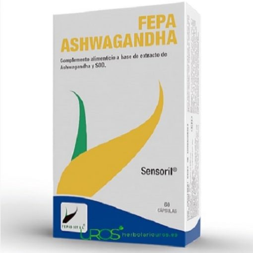 Fepa Ashwagandha para tu energía natural